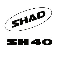 [해외]샤드 SH40 Shad Stickers 2011