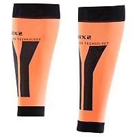 [해외]SIXS Compression Calf Orange / Black