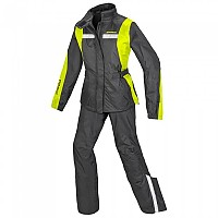 [해외]스피디 Touring Rain Kit Lady 9136922812 Yellow Fluo / Black