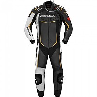 [해외]스피디 Track Wind Pro Suit Black / Gold / White