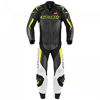 [해외]스피디 Supersport Touring Black / Yellow Fluo / White