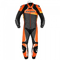 [해외]스피디 Race Warrior Perforated Black / Orange / Red