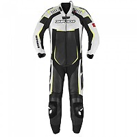 [해외]스피디 Track Wind Pro Suit Black / Fluo Yellow