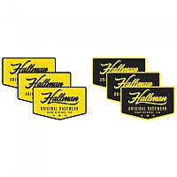 [해외]THOR Hallman6 Pack Black / Yellow