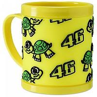 [해외]VR46 Plastic Mug Classic 136782361 Yellow