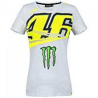 [해외]VR46 Monza T Shirt Monster White