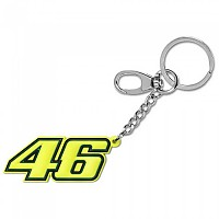 [해외]VR46 Key Ring Classic Fluo Yellow