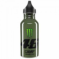 [해외]VR46 Camp Canteen 500ml Monster Military Brown