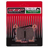 [해외]WRP F4 Off Road Rear Brake Pads