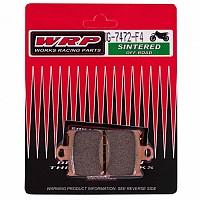 [해외]WRP F4 Off Road KTM Rear Brake Pads