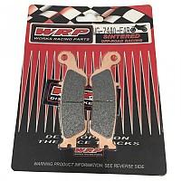 [해외]WRP F4R Off Road Yamaha Front Brake Pads