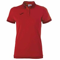 [해외]조마 Bali II Woman S/S Poloshirt Red
