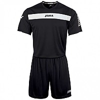 [해외]조마 Academy Set (Shirt+Short) Black