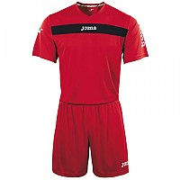 [해외]조마 Academy Set (Shirt+Short) Red / Black