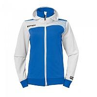 [해외]켐파 Emotion Hood Jacket 31268049 Azur Blue / White