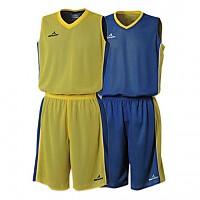 [해외]MERCURY EQUIPMENT Dallas Reversible Basket Set Yellow / Blue