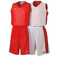 [해외]MERCURY EQUIPMENT Dallas Reversible Basket Set Red / White