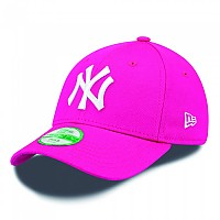 [해외]뉴에라 9 Forty New York Yankees Hi Pink / White