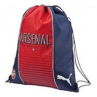 [해외]푸마 Arsenal Fanwear Gym Sack High Risk Red / Black Iris / White