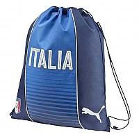 [해외]푸마 Italia Fanwear Gym Sack Team Power Blue / White / Peacoat / Gold