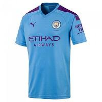 [해외]푸마 Manchester City FC Home Replica 19/20 Team Light Blue / Tillandsia Purple
