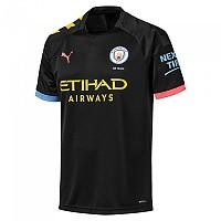 [해외]푸마 Manchester City FC Away Replica 19/20 Puma Black / Georgia Peach