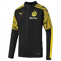 [해외]푸마 Borussia Dortmund Polyester 19/20 Puma Black / Cyber Yellow