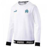 [해외]푸마 Olympique Marseille Football Culture 19/20 Puma White