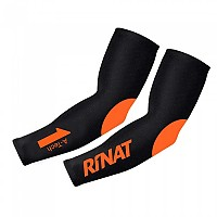 [해외]리낫 A-테크 Compression Sleeve Black / Orange