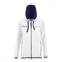 [해외]스팔딩 Team Jacket 4Her Woman White / Navy
