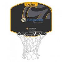 [해외]스팔딩 Euroleague Miniboard Real Madrid Black