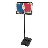 [해외]스팔딩 NBA Logoman Portable Blue / Red