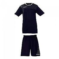 [해외]울스포츠 Match Team Kit Shirt&Shorts Ss Women 3136005963 Navy / White