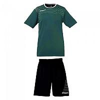 [해외]울스포츠 Match Team Kit Shirt&Shorts Ss Women Lagoon / White