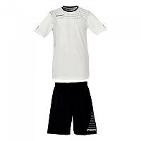 [해외]울스포츠 Match Team Kit Shirt&Shorts Ss Women 3136005966 White / Black
