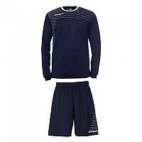 [해외]울스포츠 Match Team Kit Shirt&Shorts Ls Women Navy / White