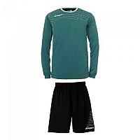 [해외]울스포츠 Match Team Kit Shirt&Shorts Ls Women Lagoon / White