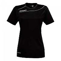 [해외]울스포츠 Stream 3.0 Shirt Women Ss Black / White