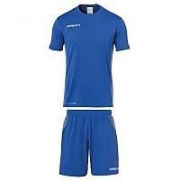 [해외]울스포츠 Score Kit S/S Azure Blue / White
