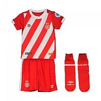 [해외]엄브로 Girona FC Home Box 18/19 Junior Red / White