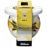 [해외]윌슨 AVP Endless Summer Beach Kit Yellow / Black / White