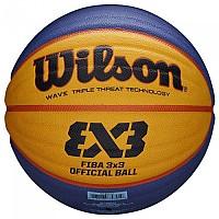 [해외]윌슨 FIBA 3x3 Official Game Basketball Yellow / Blue