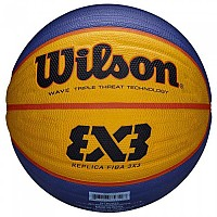 [해외]윌슨 FIBA 3x3 Replica Yellow / Blue