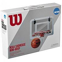 [해외]윌슨 NCAA Showcase Mini Hoop White
