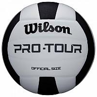 [해외]윌슨 Pro Tour Blkwh Black / White