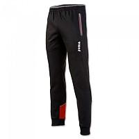 [해외]조마 Long Pants Elite V Black / Red