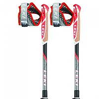 [해외]레키 Micro Trail Vario Anthracite / White / Neon Red