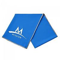 [해외]MISSION 엔듀라cool Large Techknit Blue