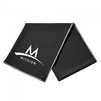 [해외]MISSION 엔듀라cool Large Techknit Black