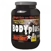 [해외]NUTRISPORT Bodyplus Yogurt And Banana 1.8kg